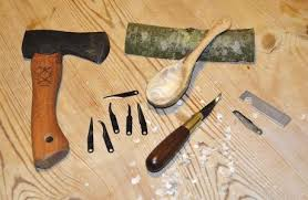 Used Wood Carving Tools For Sale Uk by Razor Edge Spoon Carving Set Permaculture Magazine