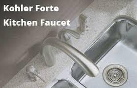 Kohler Forte Kitchen Faucet by Kohler Kitchen Faucet Reviews Make Your Kitchen Great