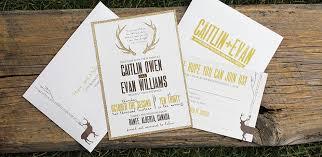 Deer Antler Rustic Glittler Glam Modern Simple Creative Unqiue Wedding Invite Calgary Edmonton Canmore Banff