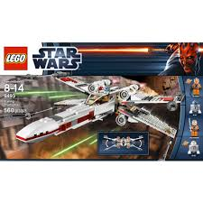 Lego X Wing Stand by Lego Star Wars X Wing Starfighter Walmart Com
