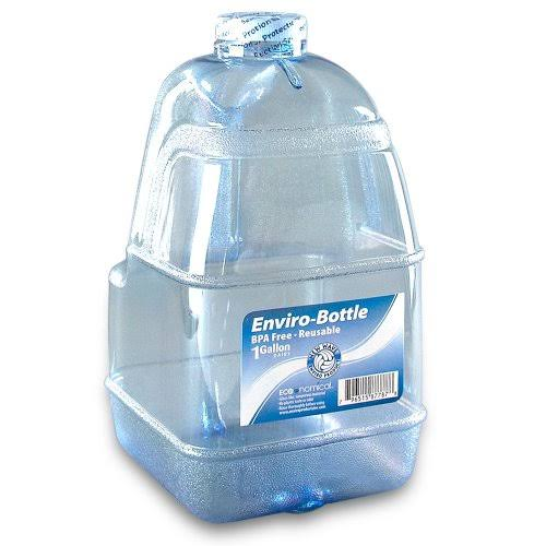 New Wave Enviro Dairy Eastar Resin Water Bottle, 1 Gallon
