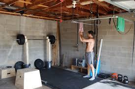Gym Homemade DIY Crossfit In Diy Garage