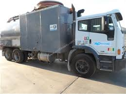 100 Sewer Truck Used 2004 Iveco 2350G Vacuum Tanker In East Keilor VIC Price