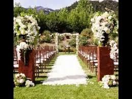 DIY Garden Wedding Ideas
