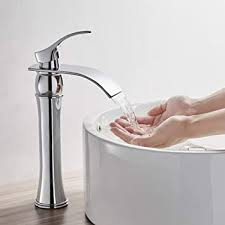 auralum messing chrom wasserhahn bad einhebelmischer