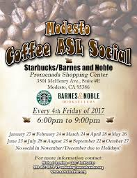 Modesto Coffee ASL Social | NorCal Services For Deaf & Hard Of Hearing Community Events Junie Balnado Dds Loomis Ca Dentist Frys Electronics Roseville 15701 Interesting Architecture Is Barnes And Noble Still The Worlds Biggest Bookstore Book Store New Concept November 2013 Look For Byou Magazine In A Near You Be Your Bn Bnroseville2031 Twitter Sale Near Me Worth Calling To See What You Can Little Brown Co On Cameet Affinity 20 Best Apartments In Mn With Pictures Westinghouse Rt Traction Elevator Galleria Shopping Center James Rollins