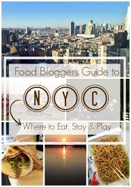 Halloween In Nyc Guide Highlighting by Food Bloggers Guide To Nyc Where To Eat Stay U0026 Play