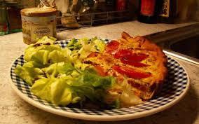 pates au thon moutarde recette quiche au thon et à la moutarde pas chère et simple