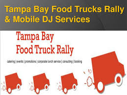 100 Food Trucks In Tampa PPT Delicious For All Type Event Truck
