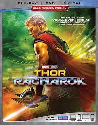 100 Blu Home Video Thor Ragnarok Marvel Cinematic Universe Wiki FANDOM