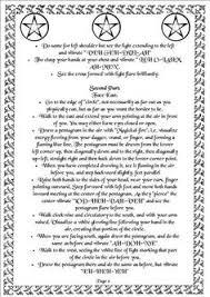 Banishing Ritual Wiccan RitualsMagick