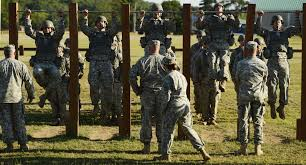 OMA National Guard ficer Candidates Stay Focused And Keep