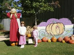 Milton Pumpkin Festival Pageant by Petting Zoo Forsyth For Families Part 2