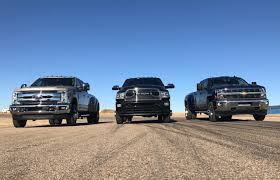 Dually Duel! 2017 Chevy Silverado HD Vs. 2017 Ford F-350 Vs. 2017 ... Crazy Dually Truck Fishtail Burnout Video Epic Youtube Oneton Pickup Drag Race Ends With A Win For The 2017 Extreme Offroads Ford Super Duty Top 10 Most Expensive Trucks In The World Drive Dodge 1 Ton Dually Ton Tons Pinterest 2500 1979 Datsun 620 Extendedcab Toyota Tundra Diesel Project At Sema 2008 2006 Dodge Ram 3500 Now Thts Truck Trucks4u Duel Chevy Silverado Hd Vs F350