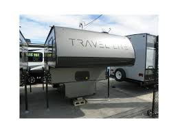 100 Lightweight Truck Camper New 2019 Travel Lite RV Travel Lite 625SLT Stock 95938