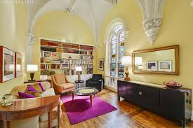 100 Converted Churches For Sale Condo In A Former Carroll Gardens Church Comes With Stained
