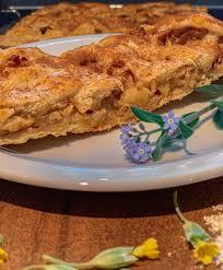 gesunder apfel zimt kuchen
