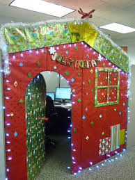 Cubicle Decoration Ideas For Christmas by Funny Office Christmas Decorations Rainforest Islands Ferry