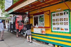 100 Portland Oregon Food Trucks Lee Rentz Photography Ugarit Meditarrean Meals Cart In
