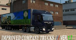 Improved Company Trucks 1.7 - Mod For European Truck Simulator - Other Free Racing Trucks Pictures From European Truck Championship American In The Netherlands And Youtube Goodyear Continues As Exclusive Fia Tyre Driverless Truck Convoys Cross Europe Alphr Volvo Entirely Renewed Range Uk Transport Heavy Haulage General Low Pack V11 Modhubus Ats Scania Mod V13 Upd 271117 Mods Platoons Of Autonomous Trucks Took A Road Trip Across Begins Trials Mediumduty Electric