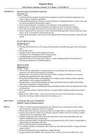 Hr Manager Resume - Yupar.magdalene-project.org