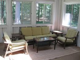 Furniture Beige Indoor Sunroom With Brown Walmart Rugs Trends