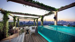 Of Contemporary Rhteazrme Pleasing Metal Wall Pool Design Ideas Vinyl Pools Rhfondationmacayaorg Outdoor