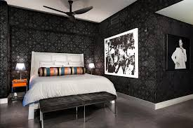deco chambre chic appartement de centre ville à la décoration éclectique en floride
