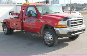100 Tow Truck Kansas City 1998 Ford F450 Super Duty Tow Truck Item E2545 SOLD Feb