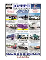 100 Dealers Truck Equipment Equipment Post 10 11 2015 By 1ClickAway Issuu