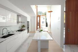 narrow kitchen ideas subscribed me