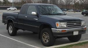 Toyota T100 - Wikipedia 12 Perfect Small Pickups For Folks With Big Truck Fatigue The Drive Toyota Tacoma Reviews Price Photos And Specs Car 2017 Sr5 Vs Trd Sport Best Used Pickup Trucks Under 5000 20 Years Of The Beyond A Look Through Tundra Wikipedia 2016 Hilux Unleashed Favored By Militants Worlds V6 4x4 Manual Test Review Driver Heres Exactly What It Cost To Buy And Repair An Old Why You Should Autotempest Blog Think Future Compact Feature Trend