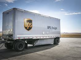 100 Estes Truck Lines UPS Freight Shippers Took Volume Elsewhere As Strike Concerns Loomed