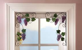 Wine And Grapes Kitchen Decor by Grapes Decorations For Kitchen Previously Known Tips For Wine And