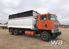 100 Truck Auctions In Texas 1982 IHC GRAIN TRUCK Weaver The Auction Advantage