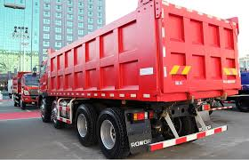 Ruvii Provide You Different Type Of Dump Truck | China Special Truck ...