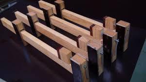 Homemade Wood Bar Clamps 2