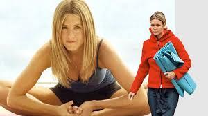 Fans Of Bikram Yoga Include Jennifer Aniston Left And Gwyneth Paltrow