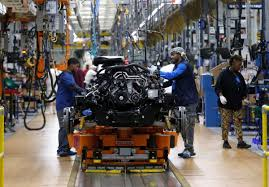 To Make More Ram Trucks, Fiat Chrysler Reconsiders Mexico   News ... Where Is The 2019 Ram Regular Cab Editorial 5th Gen Rams 2015 1500 Rebel Production At Warren Truck Assembly Plant History Of Fiat Chryslers Ford River Rouge Complex Wikipedia Pics From Dodge And Cummins Factory Plus 200 Trucks Fca Usa Youtube Kentucky Manufacturing Aristeo Cstruction Uaw Chrysler Reach Tentative Deal Strike Averted Wjram Heavy Duty Pickup Production Moves To Michigan Mexico First 2013 Off Line Double Dieselpowered Pickup