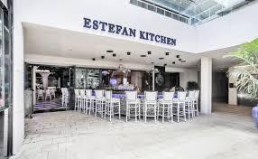 Pams Patio Kitchen Lunch Menu by Best Restaurant In The Design District Midtown Estefan Kitchen