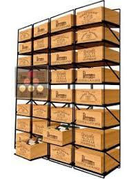 rangement vin et casiers
