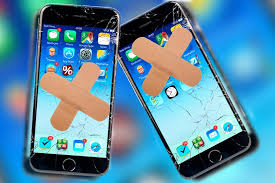 How to fix your iPhone at home smashed screens scratches and