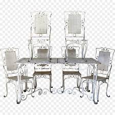 Table Chair Wrought Iron Matbord - Dining Vis Template