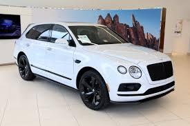 100 New Bentley Truck 2018 BENTAYGA W12 BLACK EDITION Stock 8N018691 For Sale