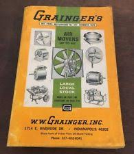 Vintage 1970 Graingers Motorbook No 327 Catalog Paperback Book