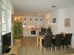 einrichtungsideen kuche esszimmer wohnzimmer in einem raum