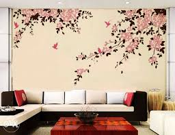 Gallery Of Simple Wall Painting Designs For Bedroom Collection And Paintings Bedrooms Best Tree Picture Ideas Paint Remarkable Home