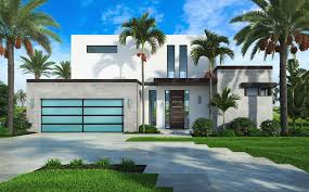 100 2 Story House With Pool Contemporary Style Plan 5960 With 4 Bed 5 Bath Car Garage
