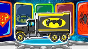 Kids Trucks Race - Heroes Fun Cars Cartoon For Children - Clipzui.com