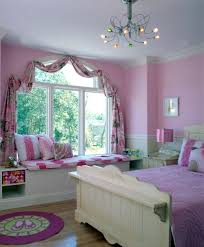Indie Room Decor Ideas by Window Treatment In Little U0027s Pink Bedroom My Dream Job Is
